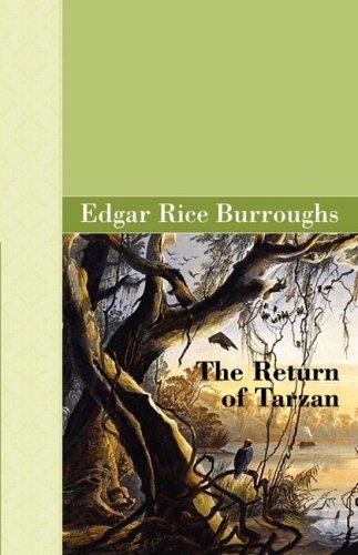 9781605120713: The Return Of Tarzan