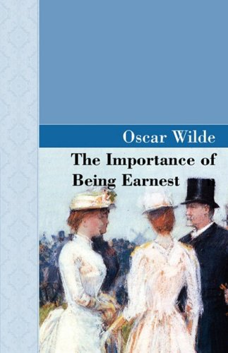 9781605120997: The Importance of Being Earnest