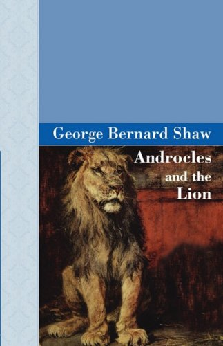 9781605121734: Androcles and the Lion