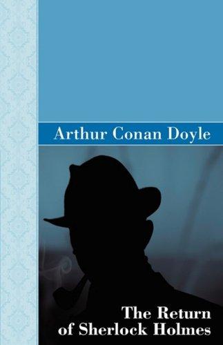 9781605123400: The Return of Sherlock Holmes (Akasha Classic)