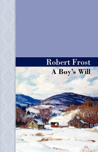 9781605124438: A Boy's Will