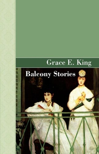 9781605124650: Balcony Stories (Akasha Classic)