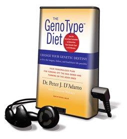 9781605143507: Genotype Diet, The - on Playaway