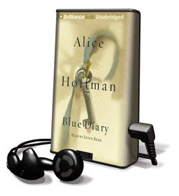 Blue Diary (1605144509) by Alice Hoffman