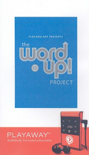 9781605145167: Word Up Project: Level Blue