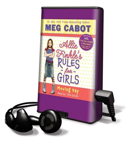 Moving Day: Library Edition (Allie Finkle's Rules for Girls): Cabot, Meg