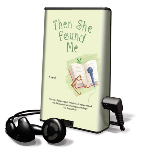 9781605146607: Then She Found Me: Library Edition