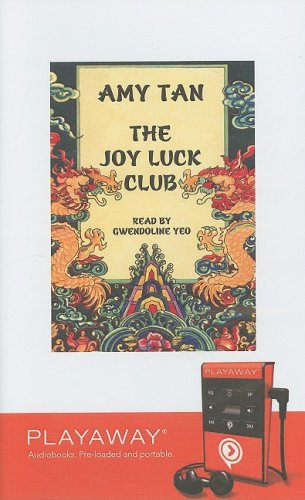 The Joy Luck Club (1605147834) by Amy Tan