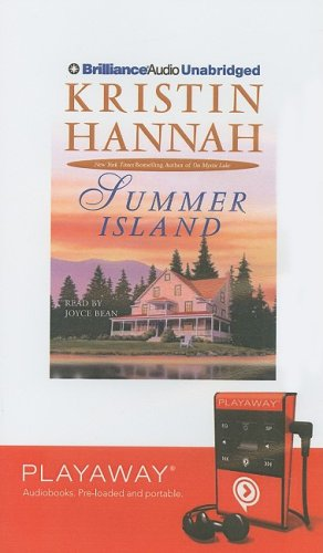 Summer Island: Library Edition: Hannah, Kristin