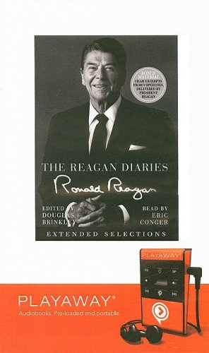 the regan diaries essay Ronald wilson reagan was born on february 6, 1911, to parents jack and nelle reagan in tampico, illinois reagan had one older brother, neil his parents referred to him as dutch growing up because his father claimed he looked like a fat little dutchman the reagans didn't have much money, so they.