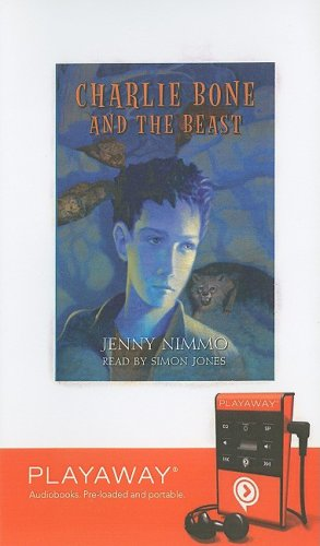 Charlie Bone and the Beast (Children of the Red King): Nimmo, Jenny