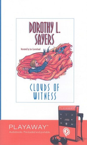 Clouds of Witness: Library Edition (1605149551) by Sayers, Dorothy