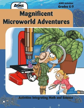 9781605190266: Magnificent Microworld Adventures: Microscopic Topics