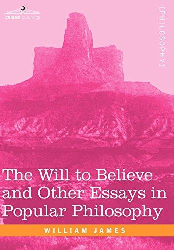 believe essays book