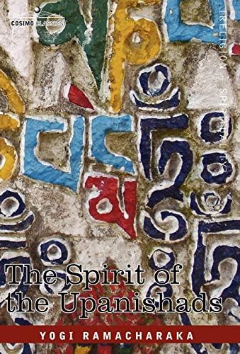 9781605200408: The Spirit of the Upanishads