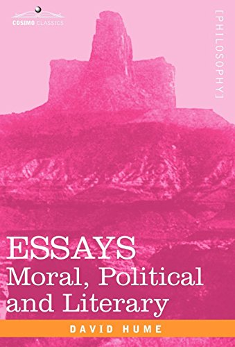 9781605200576: Essays: Moral, Political and Literary