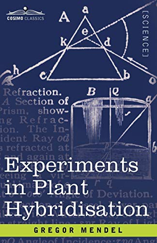 9781605202570: Experiments in Plant Hybridisation (Cosimo Classics)