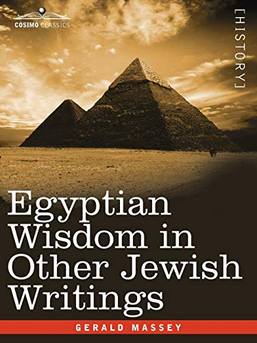 9781605203096: Egyptian Wisdom in Other Jewish Writings