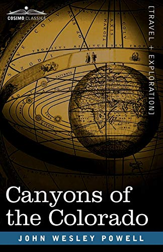 9781605204130: Canyons of the Colorado
