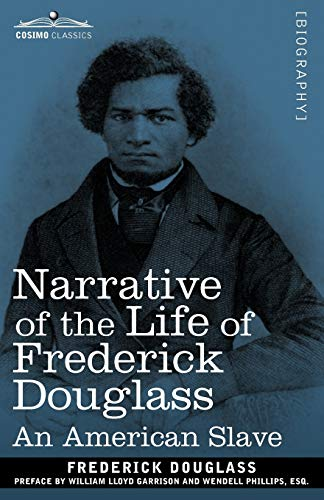 an analysis of the narrative of the life of frederick douglass an autobiographical account on slaver Narrative of the life of frederick douglass by frederick douglass's dramatic autobiographical account of his effects of slavery and douglass's own.