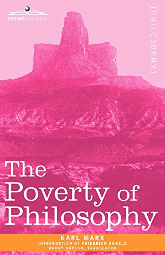 9781605204291: The Poverty of Philosophy