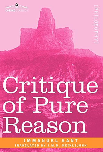 9781605204505: Critique of Pure Reason