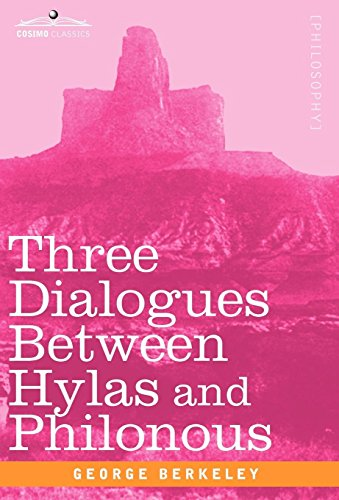 9781605205410: Three Dialogues Between Hylas and Philonous