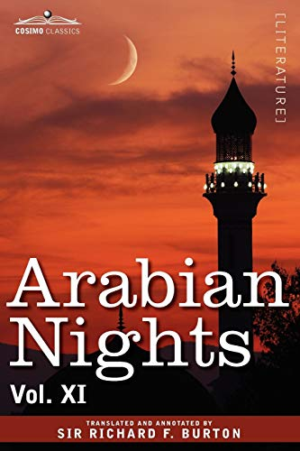 Arabian Nights, in 16 Volumes: Vol. XI