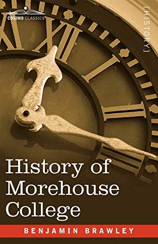 History of Morehouse College: Benjamin Brawley