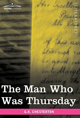9781605209371: The Man Who Was Thursday