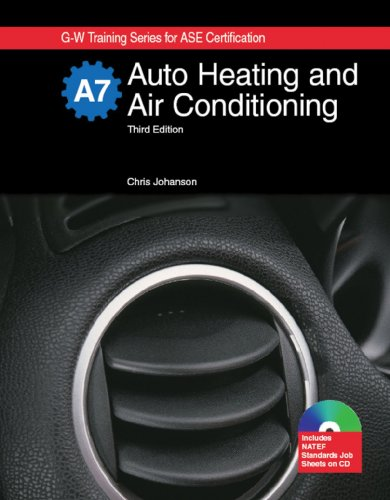 9781605250137: Auto Heating and Air Conditioning