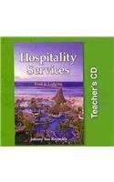 9781605251820: Hospitality Services: Food and Lodging Teacher's Resource Cd