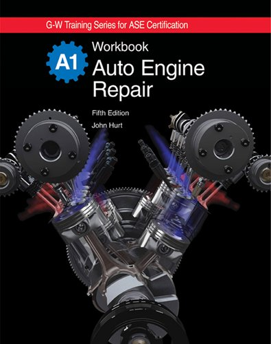 9781605251943: Auto Engine Repair, A1