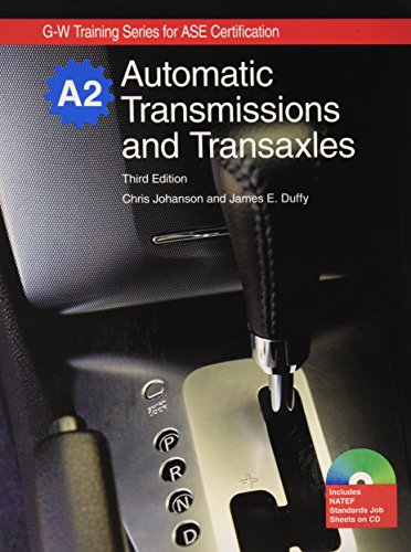 9781605252025: Automatic Transmissions and Transaxles