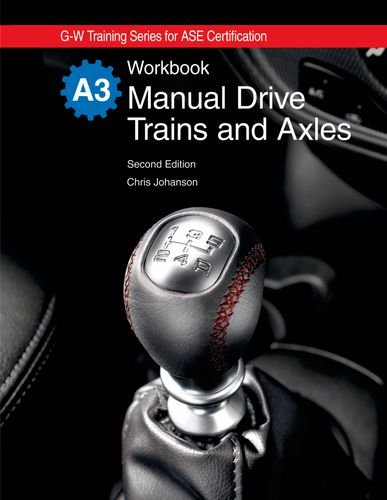 9781605252148: Manual Drive Trains and Axles, A3