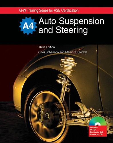Auto Suspension and Steering (G-W Training Series: Chris Johanson