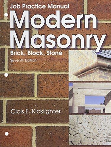 9781605252445: Modern Masonry