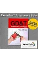 9781605252537: GD&T: Application and Interpretation (Examview Assessment Suite)