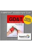 9781605252537: GD&T: Application and Interpretation (Examview Assessment Suite)
