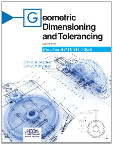 9781605252827: Geometric Dimensioning and Tolerancing: Based on Asme Y14.5-2009