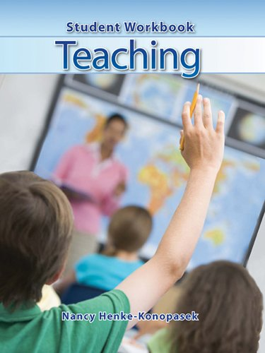 9781605253367: Teaching Student Workbook