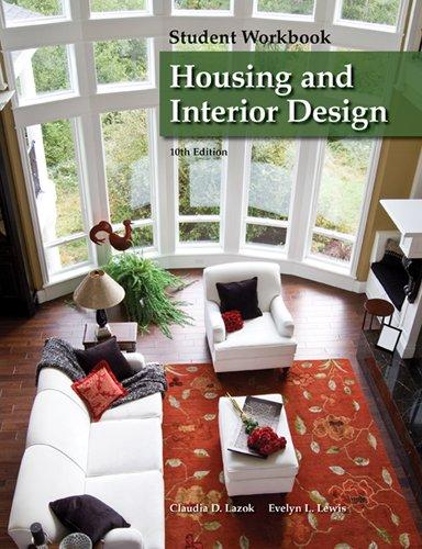 Housing and Interior Design workbook: Lazok, Claudia D.;