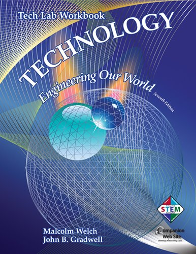 9781605254296: Technology: Engineering Our World Tech Lab Workbook