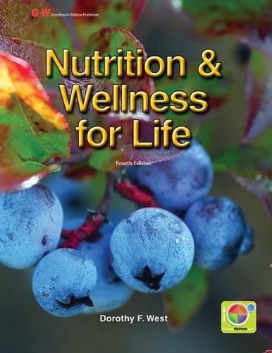 9781605254463: Nutrition & Wellness for Life