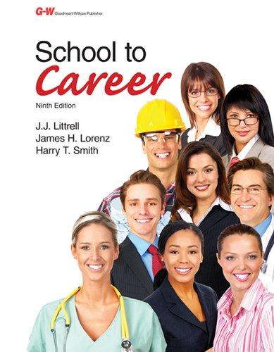 9781605255286: School to Career