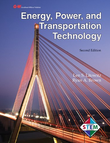 9781605255552: Energy, Power, and Transportation Technology