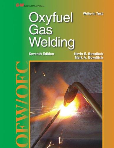 9781605255743: Oxyfuel Gas Welding