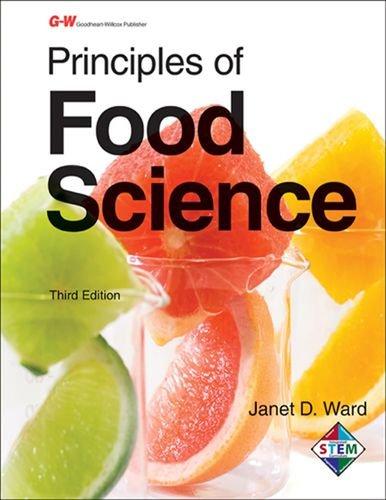 9781605256092: Principles of Food Science