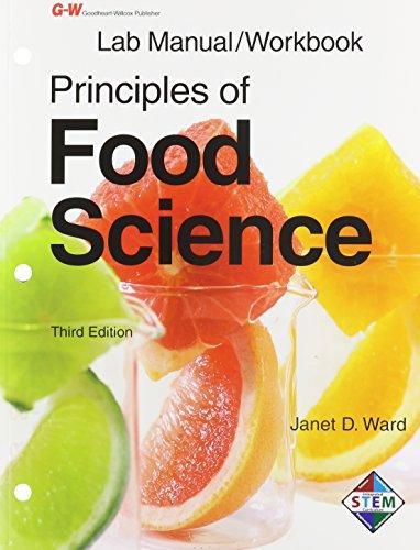 9781605256108: Principles of Food Science Lab Manual/Workbook