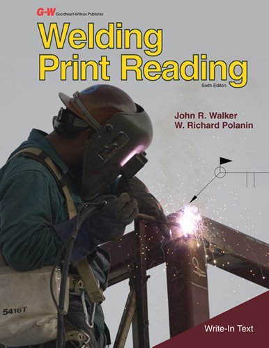 9781605259116: Welding Print Reading
